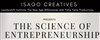THE SCIENCE OF ENTREPRENEURSHIP
