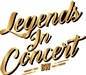 LEGENDS IN CONCERT BW PRESENTS