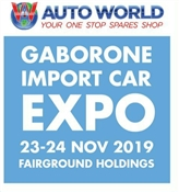 GABORONE IMPORT CAR EXPO