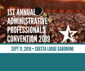 1st Annual Administrative Professionals 2019