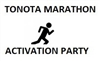 TONOTA MARATHON ACTIVATION